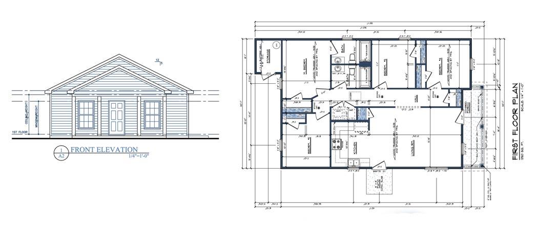 New Home Floorplan